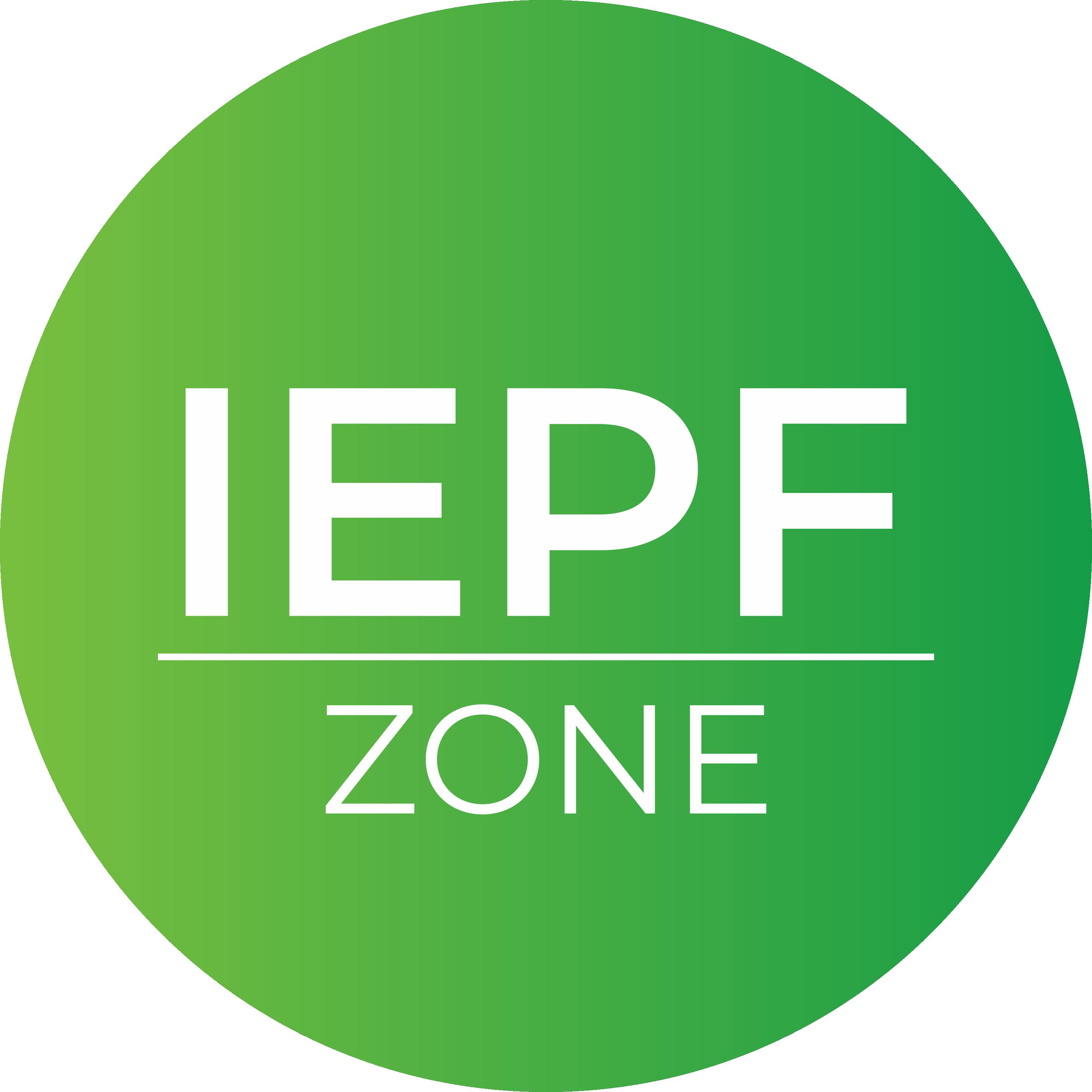 IEPF Zone